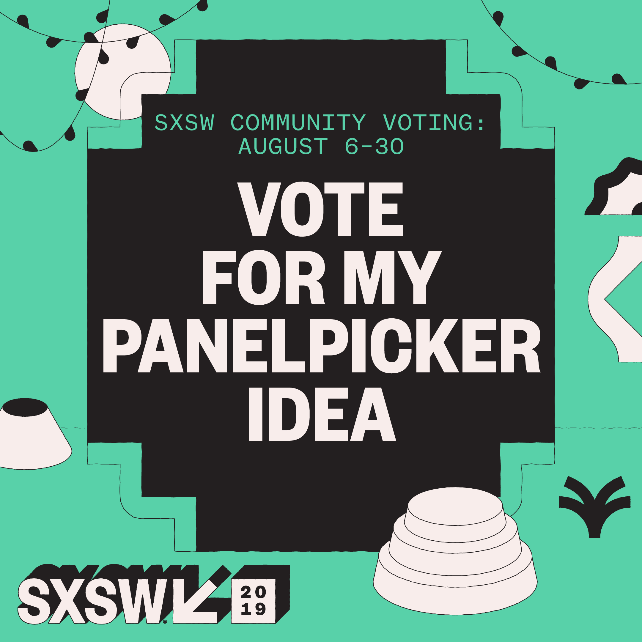South by Southwest conference panel vote